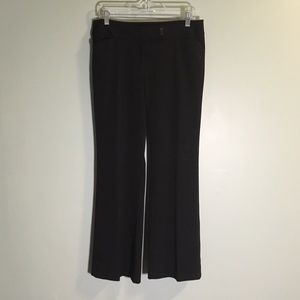 WHBM Legacy Modern Boot Trousers Black 8S